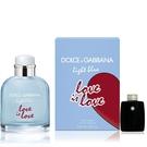 Dolce & Gabbana 淺藍示愛宣言男性淡香水 125ml