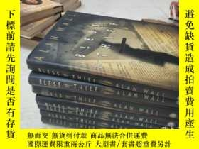 二手書博民逛書店BLESS罕見THE THIEF(外文原版)庫存書有多本 毛邊本