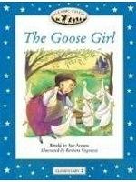 二手書博民逛書店 《Classic Tales: Goose Girl Elementary level 2》 R2Y ISBN:9780194225458│SueArengo