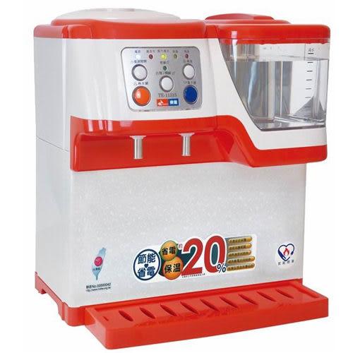 東龍蒸汽式電動給水溫熱開飲機 TE-1131S