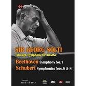【停看聽音響唱片】【DVD】芝加哥交響樂團音樂會:蕭提指揮◎
