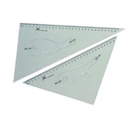 LIFE 徠福 KTR-30 塑膠三角板
