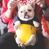 寵物外出便攜包小型犬胸前雙肩背包貓包狗包 BF1104【旅行者】