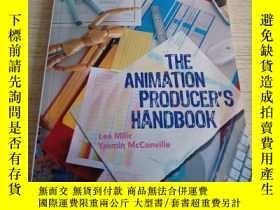 二手書博民逛書店The罕見Animation Producer s Handbo