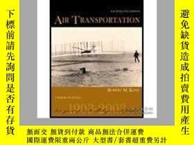 二手書博民逛書店Air罕見Transportation-航空運輸Y443421 Robert Kane (Edit...