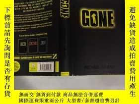 二手書博民逛書店GONE罕見跑了Y200392