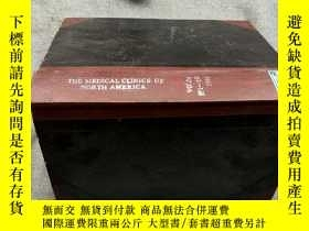 二手書博民逛書店THE罕見MEDICAL CLINICS OF NORTH AMERICA 1986卷70 1-2Y36747