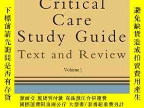 二手書博民逛書店Critical罕見Care Study GuideY364682 Criner, Gerard J. (ed