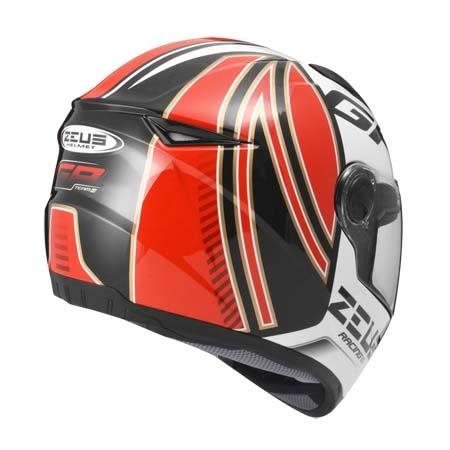 [東門城] ZEUS ZS811 AL2 消光黑紅 全罩式安全帽 輕量化 內襯全可拆 流線型帽體設計
