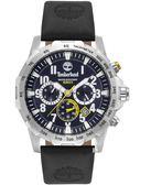 Timberland 三眼計時 時尚 手錶 (TBL.15547JS/03AS) 套組/47mm