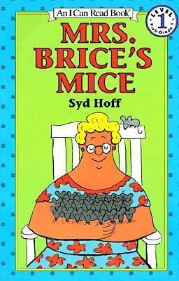 (二手書)An I Can Read Book Level 1: Mrs. Brice's Mice