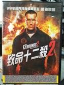 挖寶二手片-C01-006-正版DVD-電影【致命十二殺2】-WWE世界摔角娛樂巨星-蘭迪歐頓(直購價)