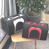 寵物外出背包外出旅行便攜包旅行箱貓咪航空箱單肩包手提包貓包貓背包貓箱 igo蘿莉小腳ㄚ