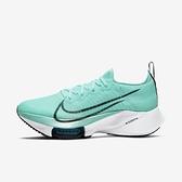Nike Wmns Air Zoom Tempo Next% Fk [CI9924-300] 女鞋 慢跑 運動 輕量 綠