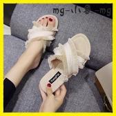MG 外穿拖鞋-拖鞋時尚外穿拖鞋平底鞋涼拖