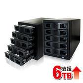 [富廉網] 伽利略 DigiFusion 35D-U3ES5R USB3.0 + eSATA 1至5層抽取式硬碟外接盒