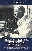 二手書博民逛書店 《The Specificity of Serological Reactions》 R2Y ISBN:0486662039│Courier Corporation