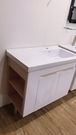 【麗室衛浴】精緻造型 方形面盆7033含浴櫃 尺寸860*460*180