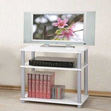 Homelike 寬60cm簡約電視櫃-白色
