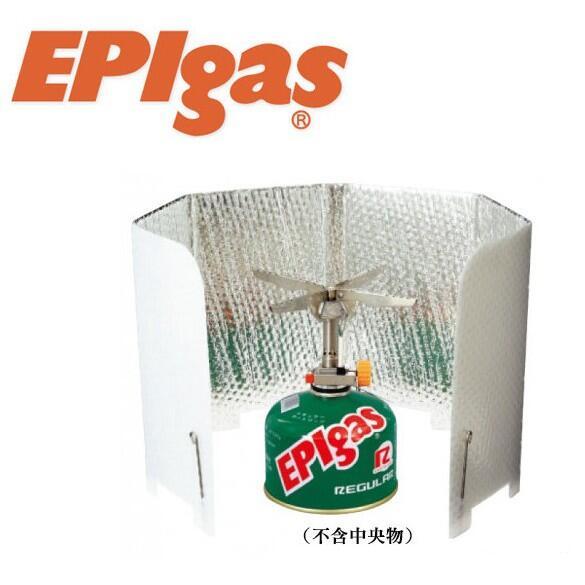 『VENUM旗艦店』EPIgas 登山爐擋風板 輕量93g A-6503