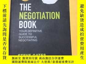 二手書博民逛書店The罕見negotiation bookY255387 Ste