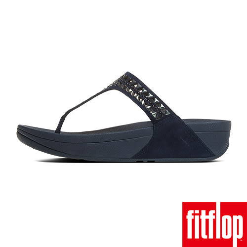 FitFlop TM-CARMEL TM TOE-POST-海軍藍