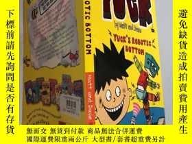 二手書博民逛書店Yuck s罕見robotic bottom 惡心的機器人屁股Y200392