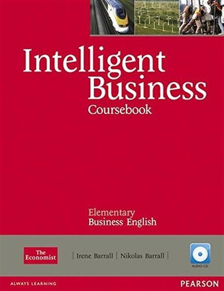 (二手書)Intelligent Business Elementary Course Book (with Audio CD*2 and..