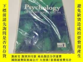 二手書博民逛書店Psychology罕見of sport and exercise(塑封未拆)(2016年1月,22期)Y38