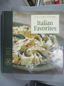 【書寶二手書T7/餐飲_YHB】Italian Favorites: The Best of Williams-Sono