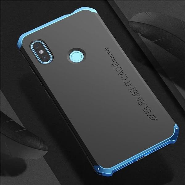 小米紅米 Note 6 6 Pro 7 7 Pro 金屬手機殼 SOLACE TPU 金屬邊框 個性創意保護套