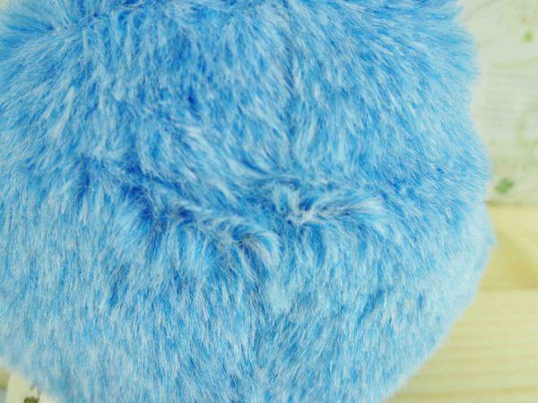 【震撼精品百貨】となりのトトロTotoro_沙包絨毛-龍貓造型-藍