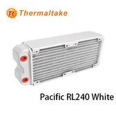 Thermaltake 曜越 Pacific RL240 Radiator 水冷排 (雪白版)