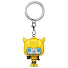 【 Funko 】POP鑰匙圈 變形金剛 大黃蜂 (FK52155) / JOYBUS玩具百貨