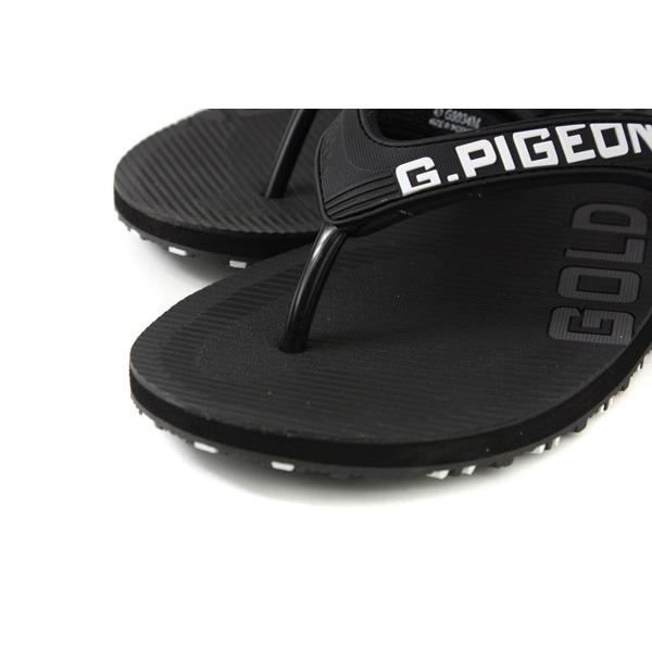 G.P 阿亮代言 夾腳拖鞋 人字拖 雨天 黑色 男鞋 G9034M-10 no023