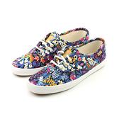 Keds CH LIBERTY FLORAL 布鞋 休閒鞋 印花 藍色 女鞋 9161W121793 no194