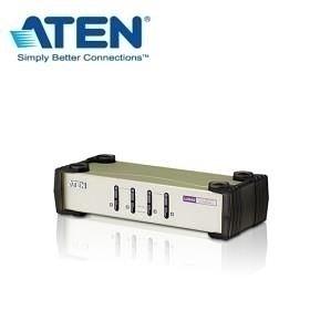全新 ATEN CS84U 4埠PS/2-USB KVM 多電腦切換器