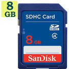SanDisk 8GB 8G SDHC SD Class4 C4 適行車紀錄器 相機 原廠包裝 記憶卡