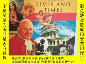 二手書博民逛書店Romans:Their罕見Lives and Times by