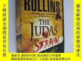 二手書博民逛書店The罕見Judas Strain 英文原版Y146810 Ja