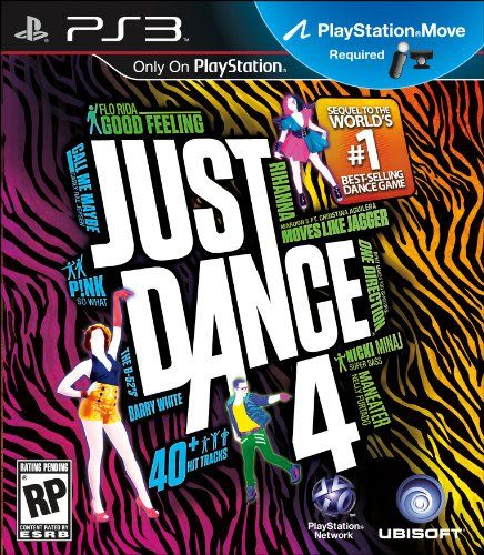 PS3 Just Dance 4 舞力全開 4(美版代購)