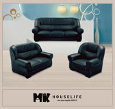 【MK億騰傢俱】AS024-05黑色沙發組