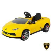 【Lamborghini藍寶堅尼】全台獨家 Huracan超跑(電動車V12) 兒童車(原車縮小比例)
