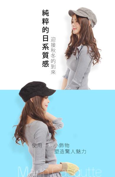 日本Dear Hats 航海風帥氣小臉帽 日本進口 英倫風 潮帽 造型搭配