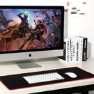 滑鼠墊 加長鎖邊電腦筆記本辦公家用桌墊男生女生創意大號小號細面【快速出貨八折搶購】