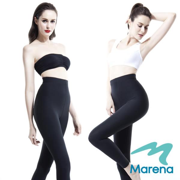 【美國原裝MARENA】魔力輕塑高腰九分塑身褲/顯瘦機能內搭褲