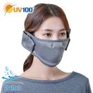 UV100 防曬 抗UV 保暖防潑水刷毛...