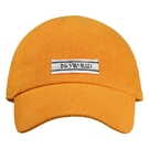 【ISW】多色休閒定型棒球帽-金盞橘 (五色可選) 設計師品牌