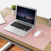 筆記本電腦墊桌墊防水超大號滑鼠墊寫字臺墊鍵盤墊辦公桌墊可?Korea時尚記?igo