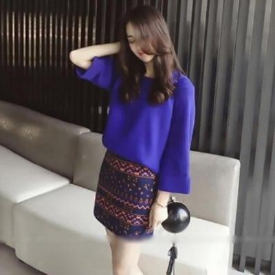 毛呢短裙-韓版復古顯瘦百搭女裙子73kj44【巴黎精品】